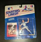 1988 Ted Higuera 49 Milwaukee Brewers  Starting Lineup