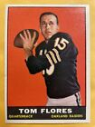 1961 Topps Football Cards 5