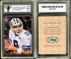 Tony Romo Football Cards, Rookie Cards and Autographed Memorabilia Guide 17