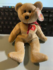Vintage, Retired Ty Beanie Baby 1999 Ty Signature Bear