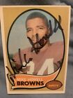 1970 Topps Football Cards 10