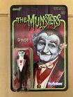 """Super7 ReAction The Munsters- Grandpa Action Figure 3.75"""" NEW!"""