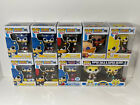 Funko Pop Games SEGA Sonic the Hedgehog Set of 10 Vinyl Figures with Exclusives