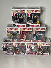 Funko Pop Games Persona 5 Complete Set of 9 Vinyl Figures w Chase and Exclusives