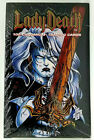 1994 CHAOS KROME * LADY DEATH SERIES 1 ALL CHROMIUM * SEALED 36 PACK BOX *NICE