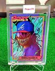 RONALD ACUNA 2021 Topps Project 70 ALEX PARDEE Venom Release #34 Mint Sealed HOT