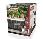 Coleman SaluSpa Bahamas 4 Person Inflatable Outdoor Hot Tub Air Jets Jacuzzi