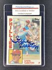 Steve Carlton Cards, Rookie Cards and Autographed Memorabilia Guide 32
