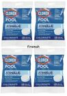 3 CHLORINE POOL TABLETS CLOROX XTRABLUE SWIMMING POOL CLOROX POOL SPA