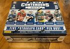 2013 Panini Contenders Football Factory Sealed Hobby Box DeAndre Hopkins? Kelce?