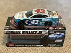2018 Bubba Wallace 43 NASCAR Racing Experience Color Chrome 124 Lionel Diecast