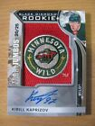 Top Kirill Kaprizov Rookie Cards to Collect 15
