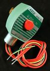 ASCO Red Hat II Solenoid Valve Model 120496 S New Without Box