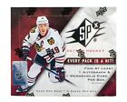 2017-18 UPPER DECK SPX HOCKEY HOBBY BOX (NEW & FACTORY SEALED)