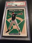 1993 TOPPS DEREK JETER PSA 10 GEM MINT RC HOF #98 Yankees     MP