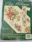 NEW Open Elsa Williams Crewel Embroidery Garden Glory Bell Pull 00419 C1A