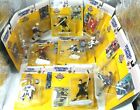 Starting Lineup Hockey Figures & Card Unopened New in Box 1995 Fluery Neely etc.