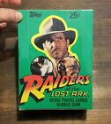 1981 Topps Raiders Of The Lost Ark 36 Pack Wax Box Indiana Jones NEW SEALED 🔥🔥