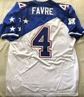 Brett Favre AUTHENTIC Mitchell & Ness 1996 NFC Pro Bowl stitched jersey Packers