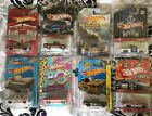 HOT WHEELS MODERN CLASSICS 83 CHEVY SILVERADO COP RODS SUPER TREASURE HUNT +