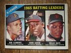 Roberto Clemente Cards, Rookie Card and Autographed Memorabilia Guide 20