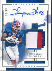 Thurman Thomas Cards, Rookie Cards and Autographed Memorabilia Guide 6