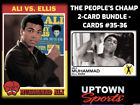 2021 Topps Muhammad Ali The People's Champ Collection Cards 19