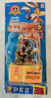 Vintage Looney Tunes PEZ Candy Dispenser Candy Hander Wile E Coyote 1998 NIB