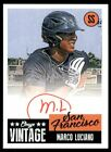 2019 Onyx Vintage Collection Baseball Cards 21