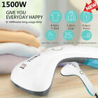 Garment Steamer Handheld Portable Clothes Wrinkle Remover Steam 25S Fast Heat