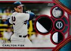 Carlton Fisk Cards, Rookie Card and Autographed Memorabilia Guide 22