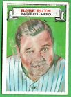 1967 Topps Who Am I? Trading Cards 23
