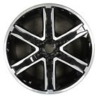 22 Ford Expedition 2019 2020 Factory OEM Rim Wheel 10200 Gloss Black Machined