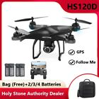 Holy Stone HS120D GPS FPV Drone with 1080p HD Camera RTH Selfie RC Quadcopter