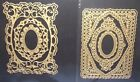 Anna Griffin Ornate Concentric Cut  Emboss Dies w magnet sheet All New U Pick