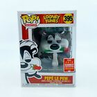 Funko Pop Animation Looney Tunes Pepe Le Pew 2018 Summer Convention Exclusive