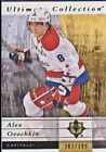2011-12 Ultimate Collection Capitals Hockey Card #59 Alexander Ovechkin 399