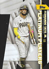 2021 Topps Series 2 Platinum Players Die Cut Inserts You Pick