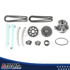 Timing Chain Kit Water Pump fit 02 10 Ford Mercury Lincoln Town Car 46L