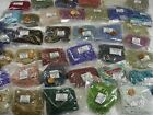 40 Dozen Mixed 36 Glass Seed Bead Necklaces Wholesale Bulk Clearance Lot LG 2