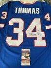 Thurman Thomas Cards, Rookie Cards and Autographed Memorabilia Guide 37