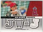 Jered Weaver Rookie Card Guide 22