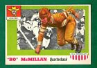 1955 Topps All-American Football Cards 8