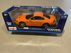 1 18 Maisto Diecast model 2003 Ford Mustang SVT Cobra Special Competition Orange