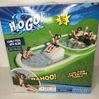 Bestway H2O Go 12 ft Long Family Inflatable Pool with Slide In Hand Fast Ship