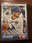 Topps Announces Plans for Kris Bryant Rookie Cards 10