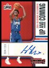 2018-19 Panini Contenders Up & Coming Auto Shai Gilgeous-Alexander Auto RC 199