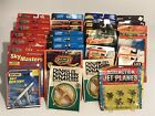 MASSIVE Lot of Diecast Aircraft Toys Road Champs Flyers WWII Bombers Military
