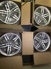 """GENUINE AUDI A5 S LINE ALLOYS 19"""" INCH SET OF 4 RECONDITIONED ⭐️⭐️⭐️⭐️"""