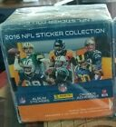 2016 Panini Football NFL Sticker Collection - Sealed Box - 50 Packs included